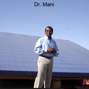 Dr. Govindasamy TamizhMani (Dr. Mani)
